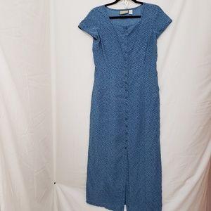 Liz Claiborne Demin Dress 8